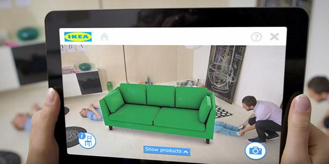 ikea application réalité augmentée