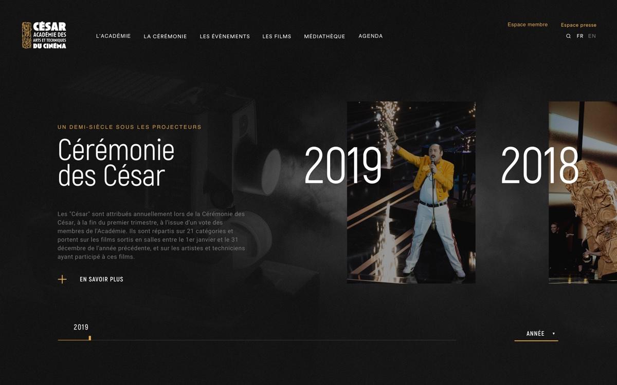 Image site César