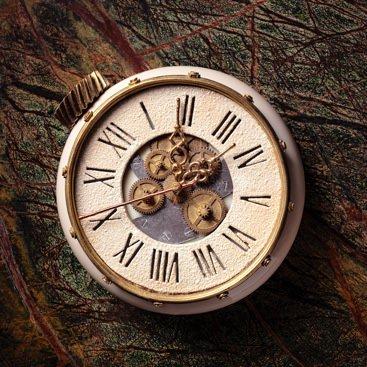 visuel illustratif gateau horloge