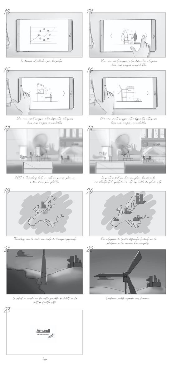 maquette dessin amundi 2